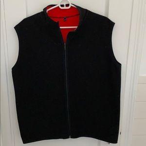 Burberry golf vest